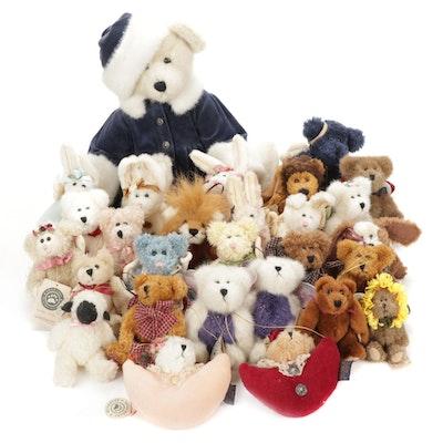 Boyd Bears Ornaments and Stuffed Animals