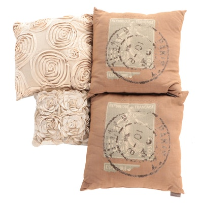 American Mills Inc. and Other Decorative Throw Pillows