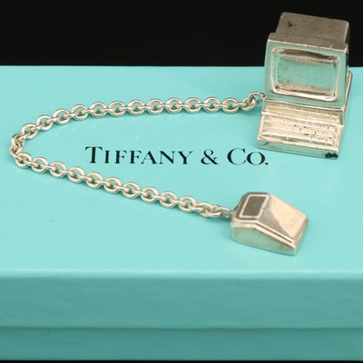 1990s Tiffany & Co. Sterling Computer and Mouse