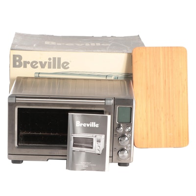 Breville Smart Convection Toaster Oven and Accessories