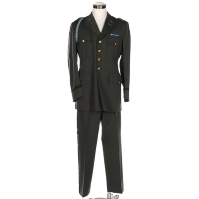 U.S. Army 14th Infantry Regiment Service Uniform, Mid-20th Century