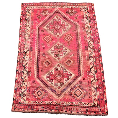 5'3 x 8'2 Hand-Knotted Persian Luri Area Rug