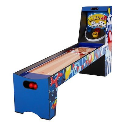 Big Sky 87″ Roll and Score Electronic Skee Ball Game