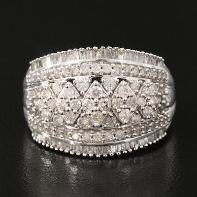 10K 1.44 CTW Diamond Ring