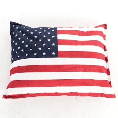 American Flag Pattern Bean Bag Cushion