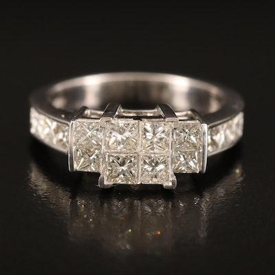 14K 1.67 CTW Diamond Ring