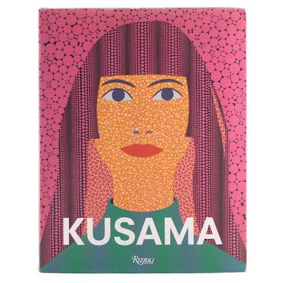 """Yayoi Kusama"" Monograph Edited by Louise Neri and Takaya Goto, 2012"