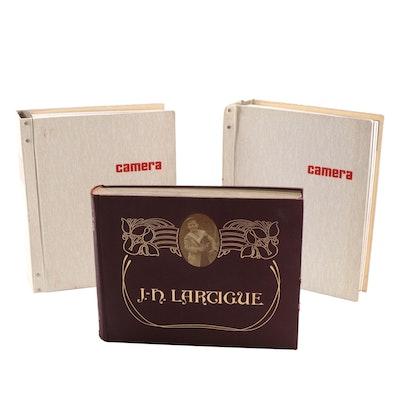 """""""Camera"""" Magazines and """"Boyhood Photos of J.H. Lartigue"""""""