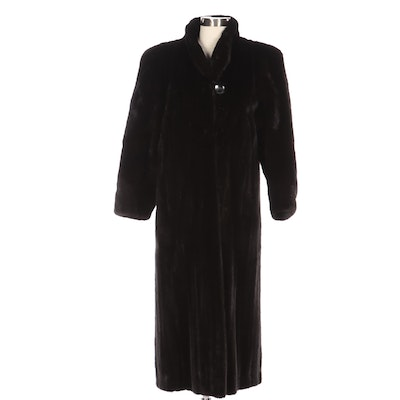 Ranch Mink Fur Coat from Ceresnie & Offen Furs