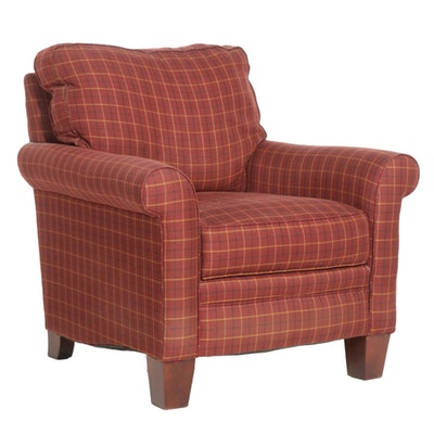 Broyhill Upholstered Club Chair
