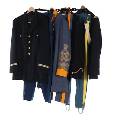 U.S. Civil War and Post-War Style Reproduction Uniforms
