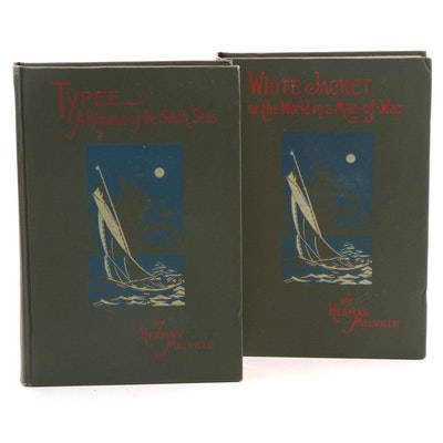 """""""Typee: A Real Romance of the South Sea"""" and More by Herman Melville"""
