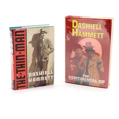 "Facsimile First Edition ""The Thin Man"" and More by Dashiell Hammett"
