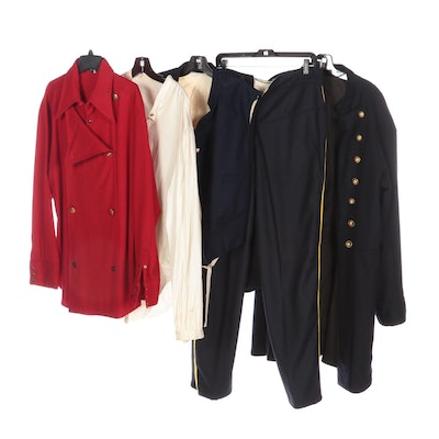 Reproduction Uniforms Civilian and Military