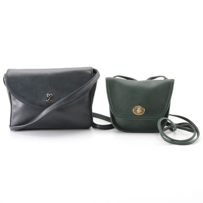 Coach and By Paloma Picasso Leather Crossbody Bags