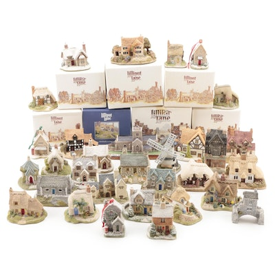 Lilliput Lane, David Winter and Other Building Figurines and Ornaments