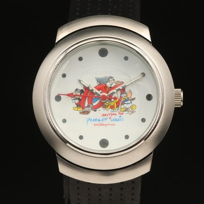 """Jorg Gray Disney """" Share Our Dream Come True"""" Wristwatch"""