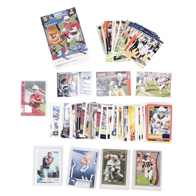 2021 Sealed Donruss Elite NFL Trading Card Packs and Star Player Cards