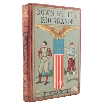 """""""Down by the Rio Grande"""" by H. S. Canfield, 1901"""
