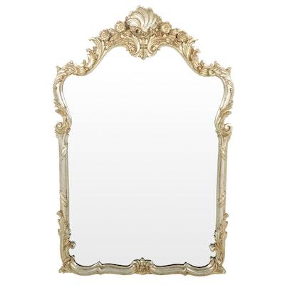 Gilt Framed La Barge Wall Mirror
