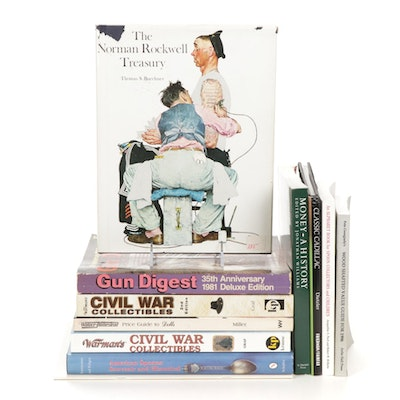 """""""The Norman Rockwell Treasury"""" by Thomas S. Buechner and More"""