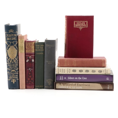 """Illustrated """"Pride and Prejudice,"""" """"Little Women,"""" and More Classics"""