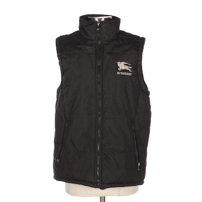Burberry Men's Vest in Black