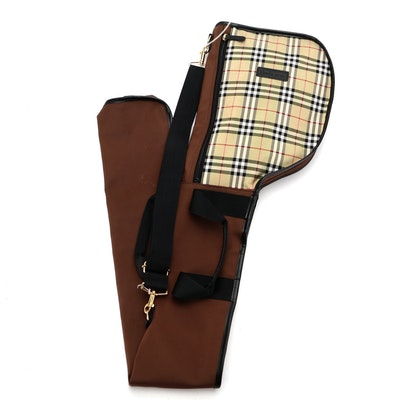 Burberry's Driving Range Small Golf Bag