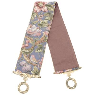 Corona Decor Co. Tapestry Bell Pull