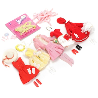 Mattel Skipper Doll Clothes and Accessories