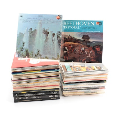 Classical, Holiday and Other Records, Mid to Late 20th Century