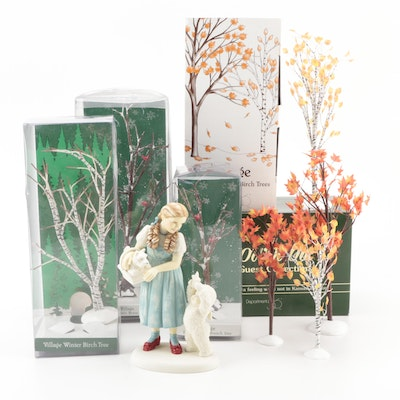 Department 56 Snowbabies Guest Collection Dorothy Porcelain Figurine and More