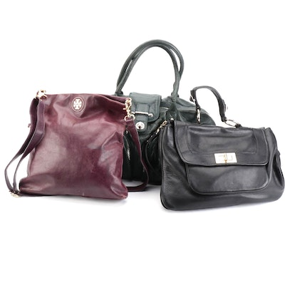 Tory Burch, Botkier, and Rececca Minkoff Shoulder and Crossbody Bags