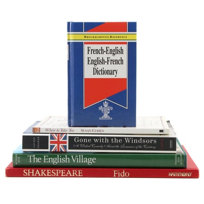 """""""The English Village"""" by Richard Muir and More English and Shakespeare Books"""