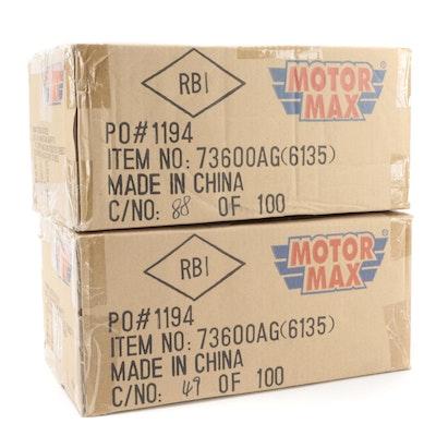 "MotorMax 1971 ""Ford Mustang Boss 351 Series II"" Cars from ""American Grafitti"""