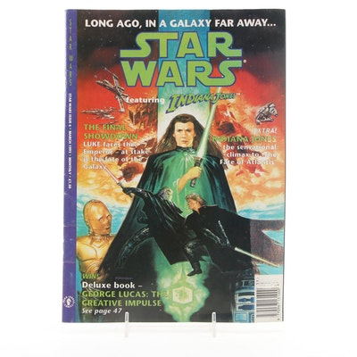 "Dark Horse Comics ""Star Wars"" #6, March 1993"