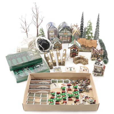 Department 56 Porcelain Ornaments with Other Figures, Scenery, and More
