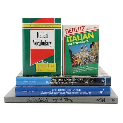 """Graham Clarke's Grand Tour"" by Graham Clarke, Italian Travel Books and More"