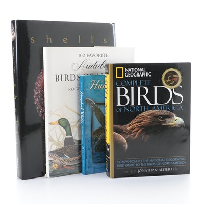 """""""Complete Birds of North America"""" by Jonathan Alderfer and Other Nature Books"""