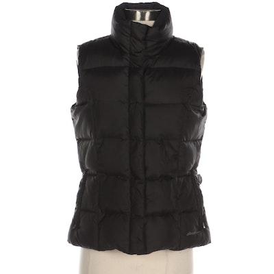 Eddie Bauer Women's Puffer Vest with Goose Down