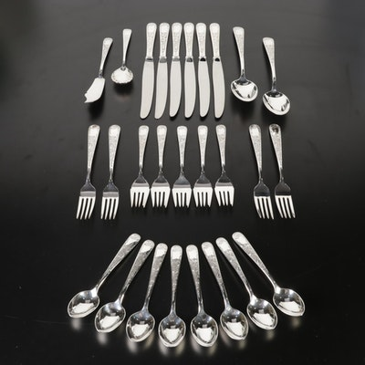 """S. Kirk & Son """"Old Maryland"""" Sterling Silver Flatware"""