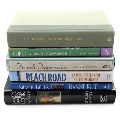 """""""The Longest Journey"""" by E. M. Forster and More Fiction and Nonfiction"""