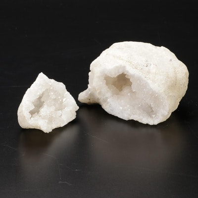 Whole Moroccan Geode Mineral Specimen