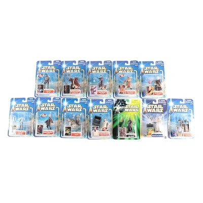 """Collection of Unopened """"Star Wars"""" Action Figures, 2000s"""