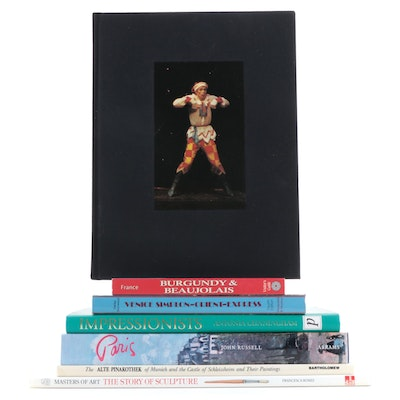 """""""The World's Greatest Ballets"""" by John Gruen and More Books"""