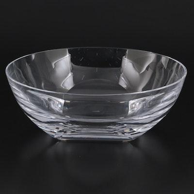 Moser Glass Centerpiece Bowl