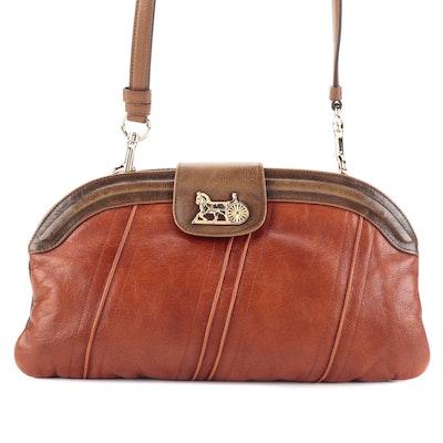 Kathleen Shoulder Bag in Leather