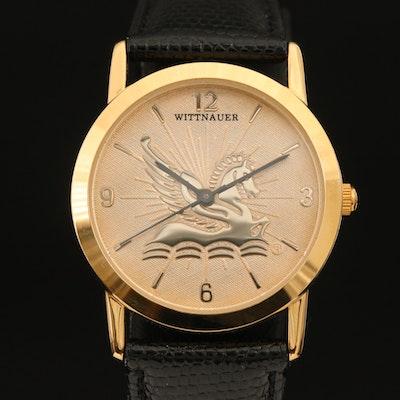 Vintage Wittnauer Pegasus Quartz Wristwatch