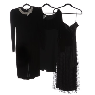 Jones New York Dress, Kamisato Strapless Dress, R&K Evenings Embellished Dress