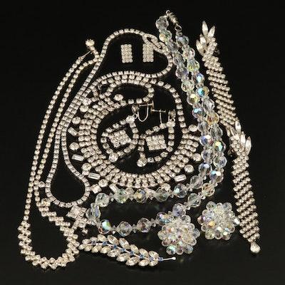 Rhinestone Jewelry Collection